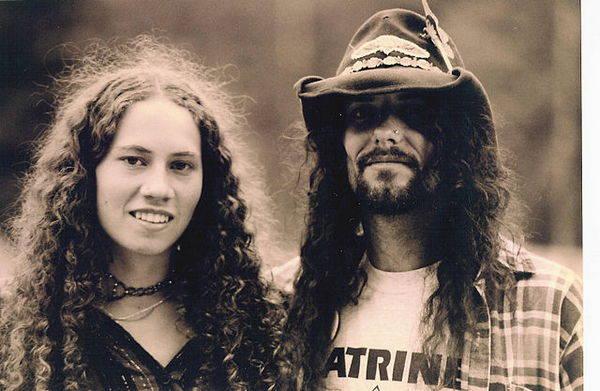 Cornflake et Vivian McPeak, 1993