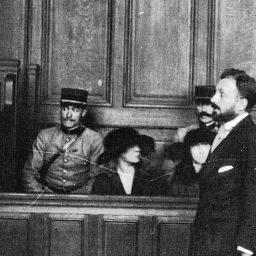 Raoul Villain à son procès