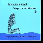 pochette du disque Song for sad woman