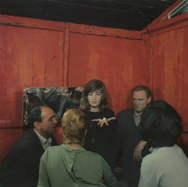 Le Désert rouge, 1964