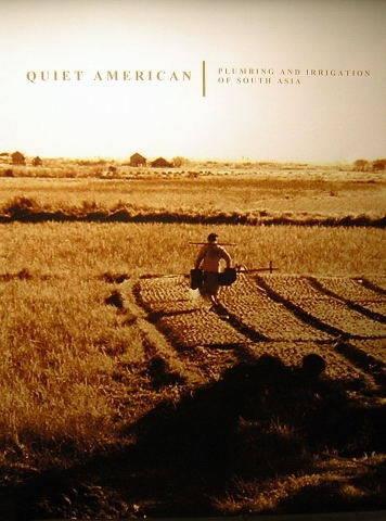 Pochette Aaron Ximm Quiet American