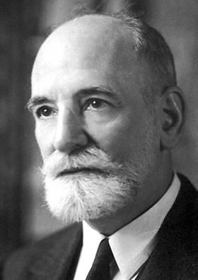 Portrait de René Cassin