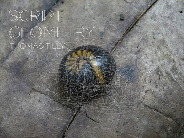 Pochette Tomas Tilly, Script geometry