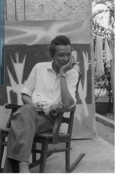 Wilfredo Lam, Cuba, 1956