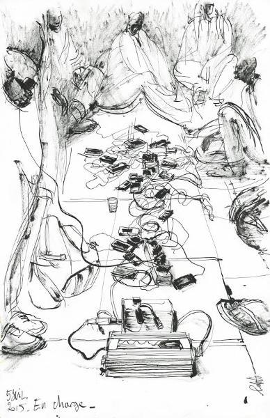 dessin de Laura Genz