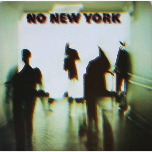 Pochette de la compilation No New York