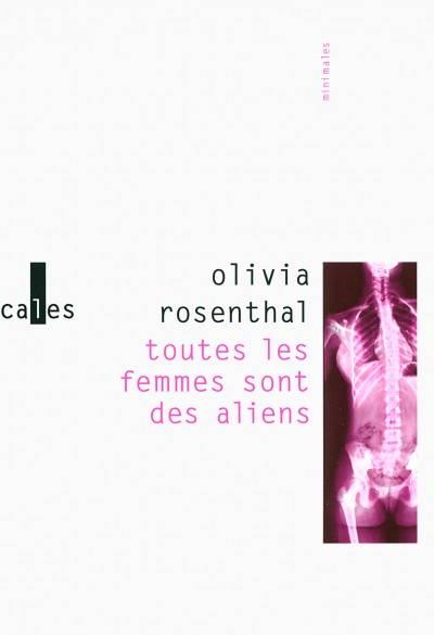 Toutes les femmes sont des aliens - Rosenthal - couv