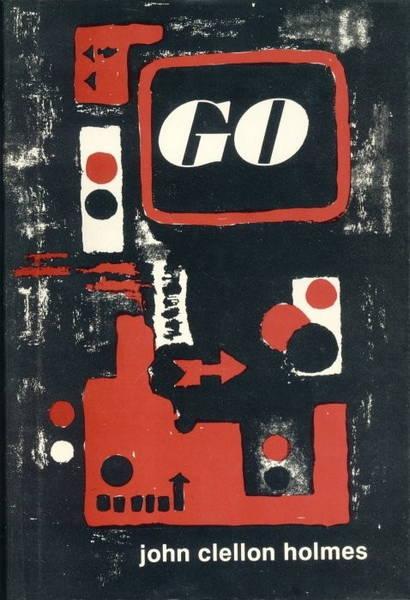 Couverture du roman Go