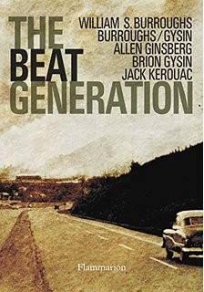 Couverture d'une anthologie de la Beat Generation