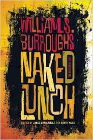 Page de couverture de Naked lunch