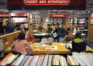 photographie de la Cité des métiers, Paris