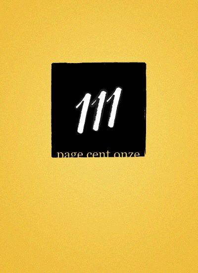 Prix de la page 111 -logo