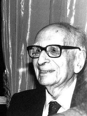 Portrait de Claude Lévi-Strauss
