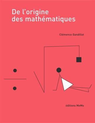 De l'origine des mathématiques - couverture
