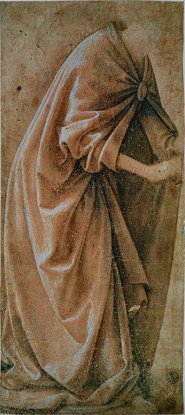 Draperie Domenico Ghirlandaio
