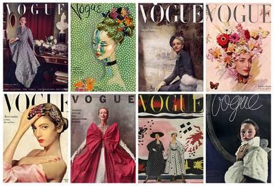 Couvertures de Vogue par Cecil Beaton