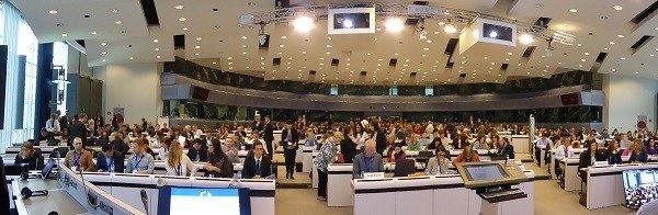Photo du Translating Europe Forum 2016