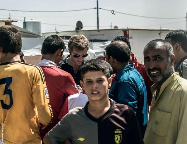Samuel Forey en Irak
