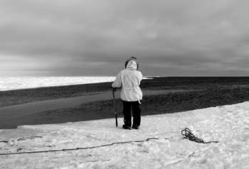 Une saison de chasse en Alaska de Victor Gurrey et Zoé Lamazou