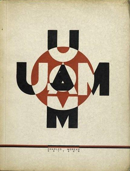 Premier bulletin de l'UAM 1929