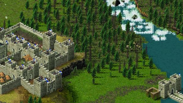 jeu Stronghold