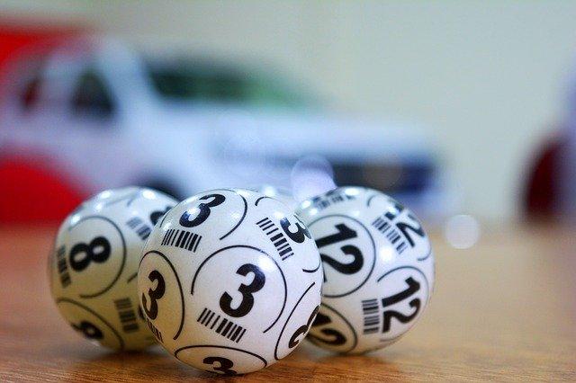 Des boules de Loto
