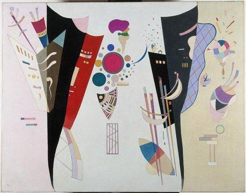 Kandinsky - Accord réciproque