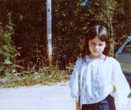 Monda Burk en 1976