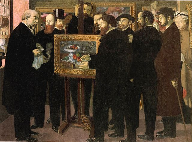 La galerie Vollard