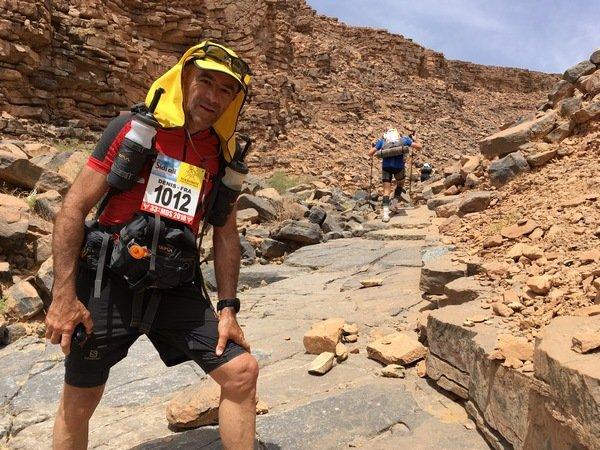 Zinzin Reporter sur une course d'ultra-trail
