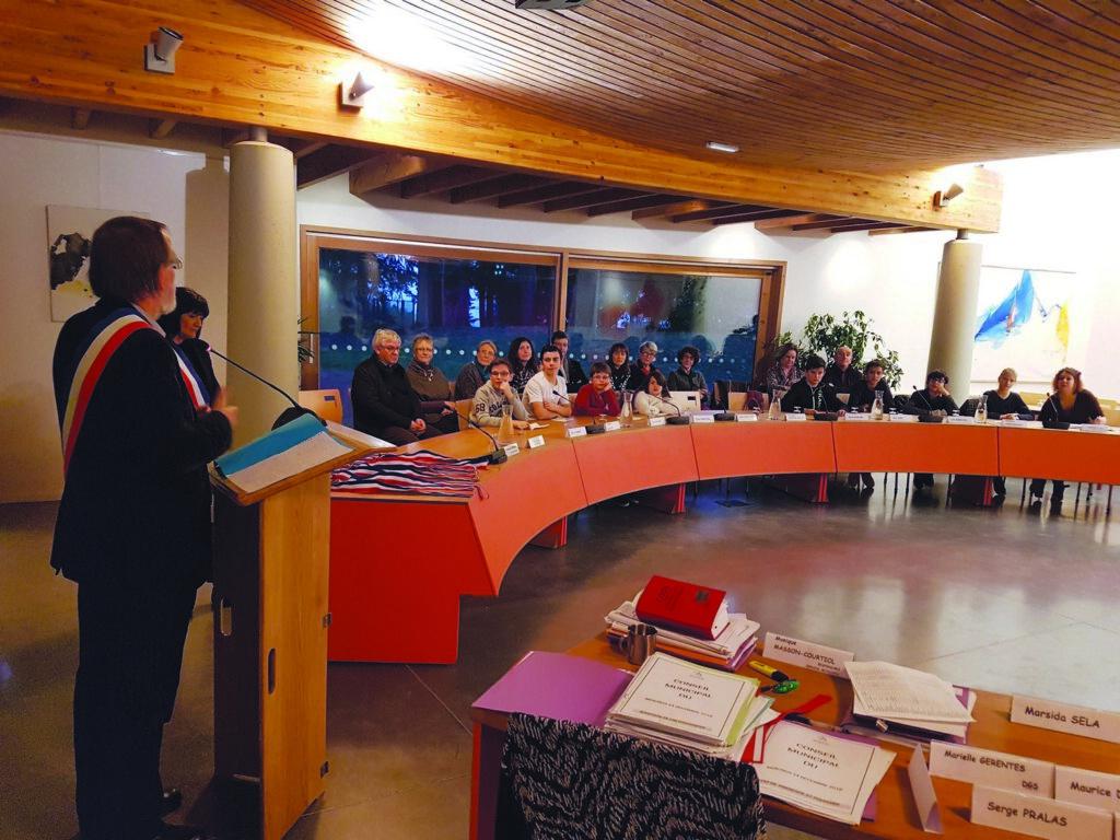 Le Conseil municipal des jeunes à Mably