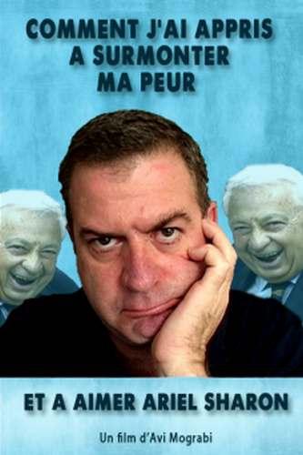affiche, le réalisateur et Ariel Sharon