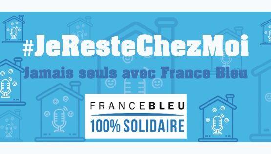 #JeResteChezMoi par Radio France