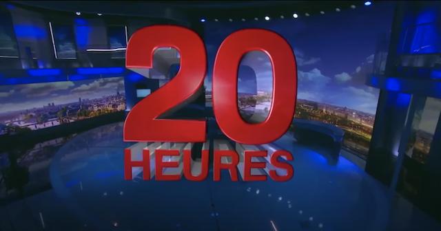 Générique du JT de France 2