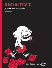Couverture du catalogue de l'exposition Riad Sattouf